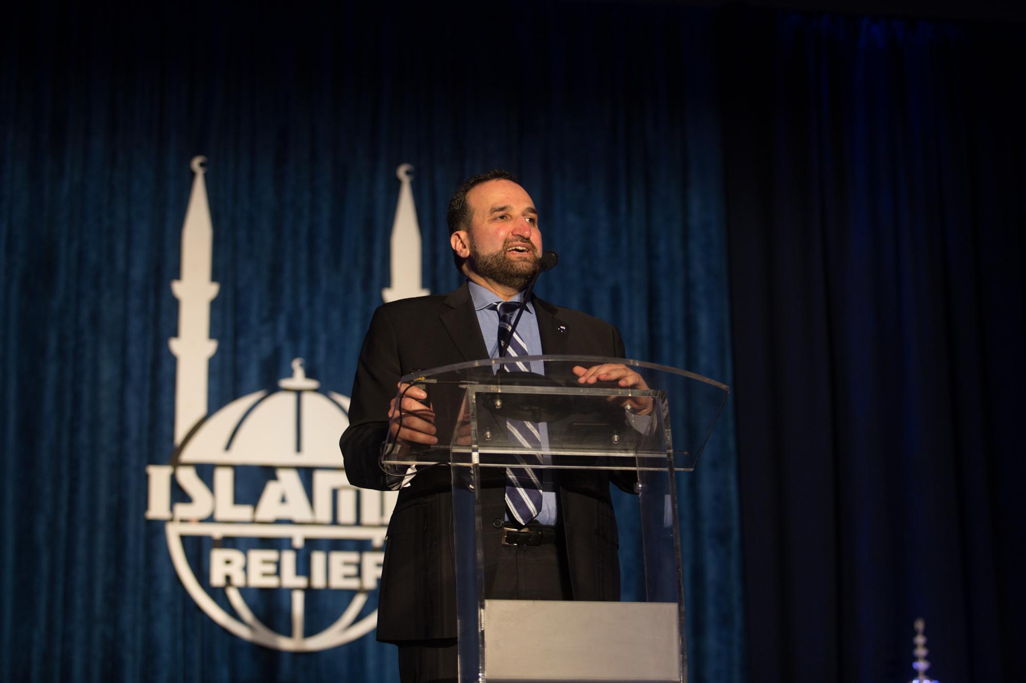 Anwar Khan – Islamic Relief USA creates a circle of love